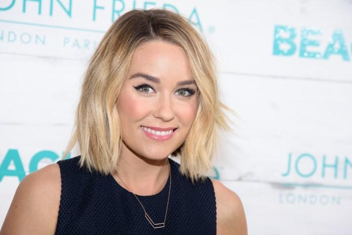 Lauren Conrad ditches her trademark blond