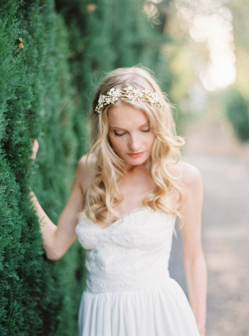 Ethereal Bridal Hair Accessories | The Cablook Foto Lab