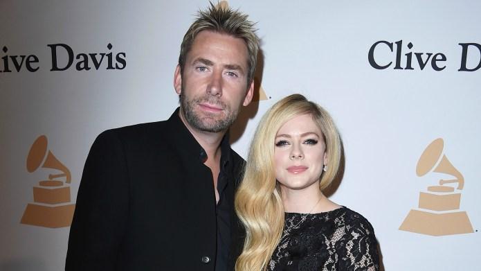 Avril Lavigne & Chad Kroeger Reunited