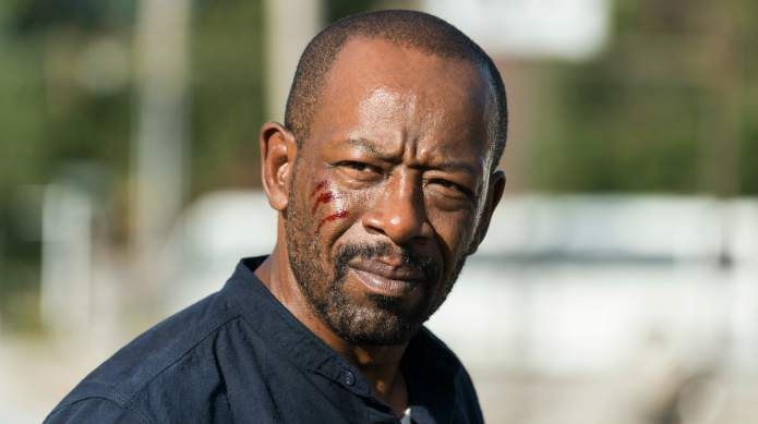 The Walking Dead's Mad Morgan Is