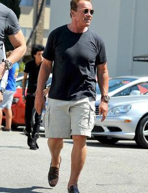 Arnold Schwarzenegger cops to another affair