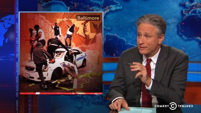 Jon Stewart rips apart ridiculous media