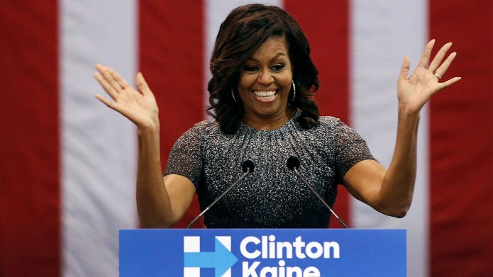 Michelle Obama's most inspiring speeches over