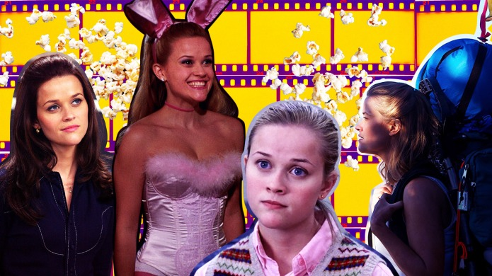 All of Reese Witherspoon's Best Roles,