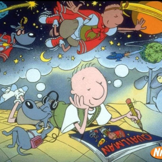 Doug cartoon