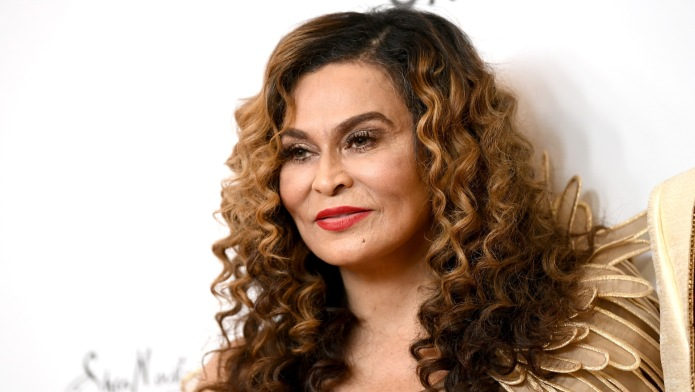 Tina Knowles Red Carpet
