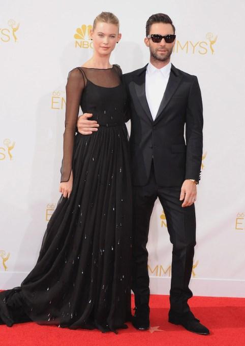 Adam Levine & Behati Prinsloo's most glam photos