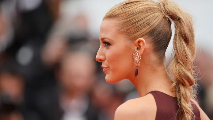 Recreate Blake Lively's incredible Cannes braid