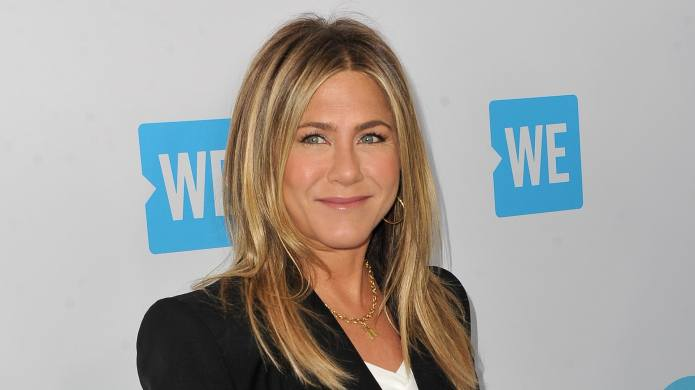 You'll Never Guess Who Jennifer Aniston