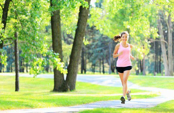 Summer workouts for women on the