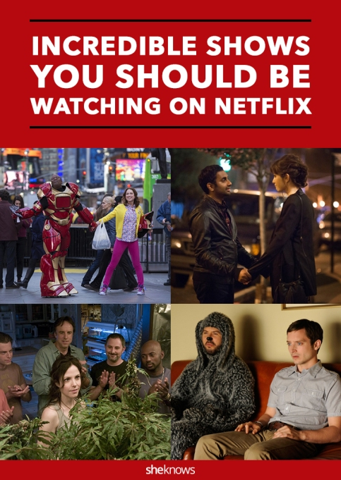 These are the Netflix shows you need to watch ASAP