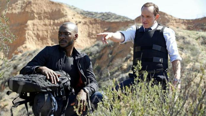 Agents of S.H.I.E.L.D. review: Time to