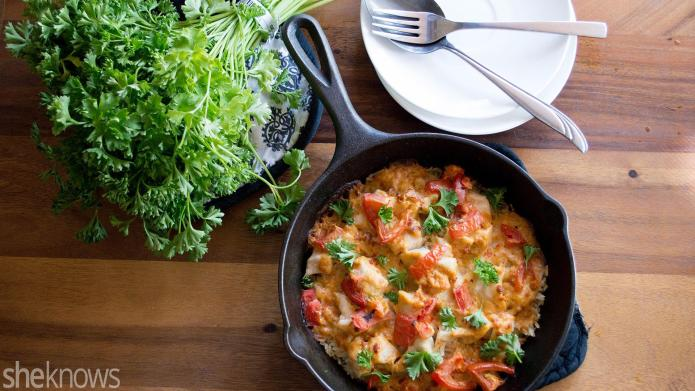 One-Pot Wonder: Baked Italian chicken casserole