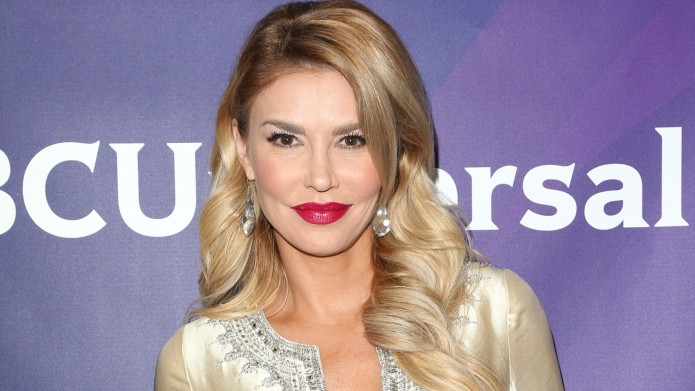 Brandi Glanville has the most unexpected