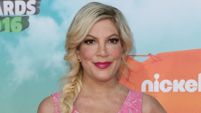 Tori Spelling didn't want gifts; she
