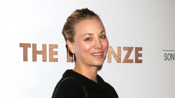 Kaley Cuoco's divorce is finalized and