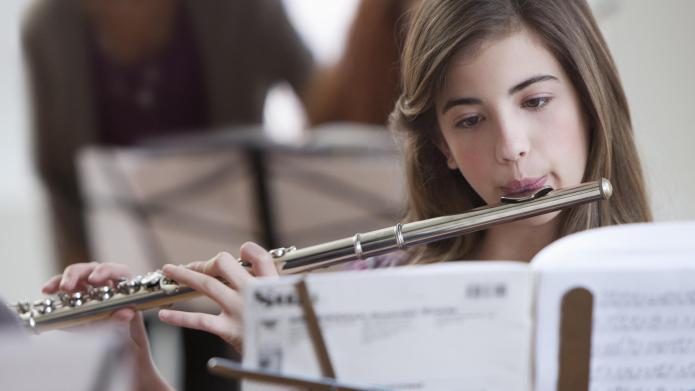 Homeschool music education lesson plan