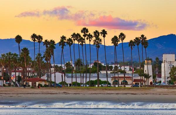 Spend the day in Santa Barbara