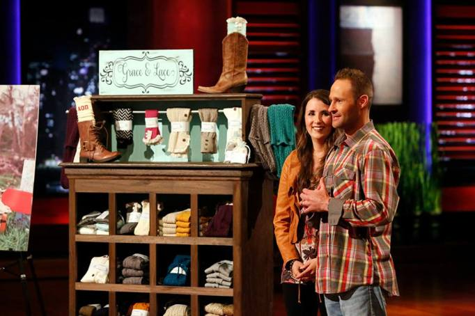 Grace and Lace on 'Shark Tank'