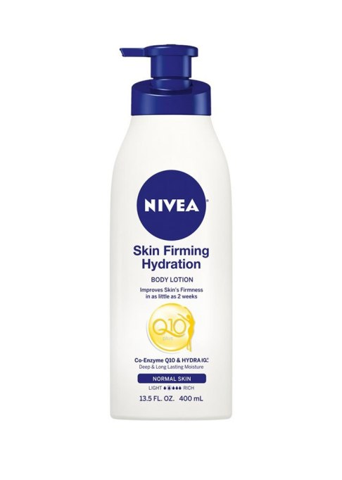 Drugstore Beauty Products Celebrities Genuinely Love | Nivea Skin Firming Hydration