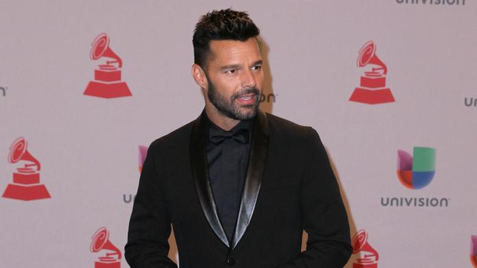 Ricky Martin responds to his death