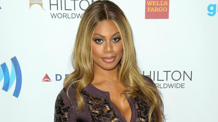OITNB star Laverne Cox talks gender