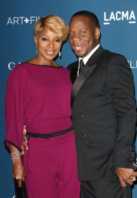 Mary J. Blige & Kendu Isaacs