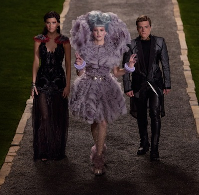 INTERVIEW: How Catching Fire's Jennifer Lawrence