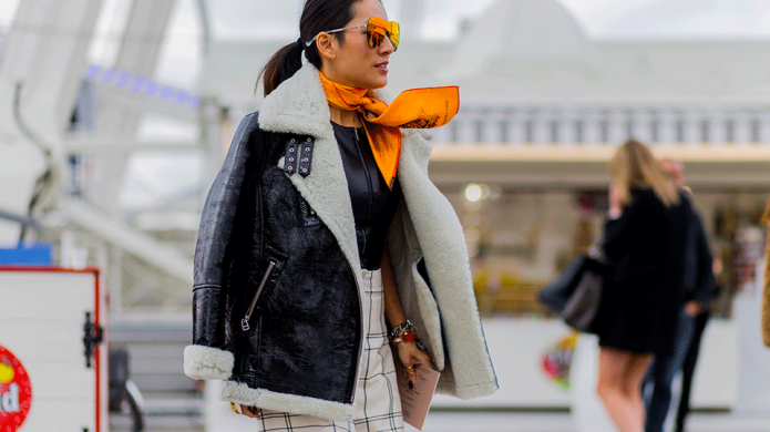 28 Perfect Ways to Wear Shearling