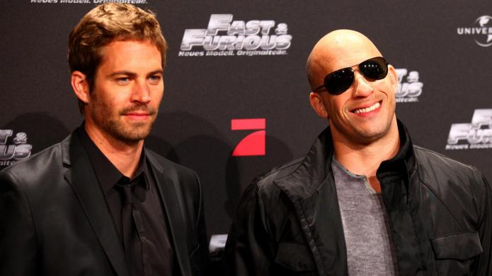 FAF7 helped Vin Diesel heal after