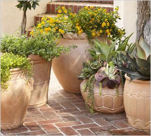 Umbria planter