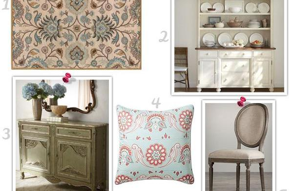 Get the look: Whimsical French chateau