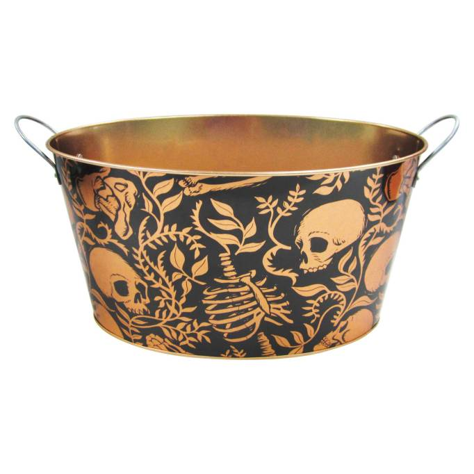 The 15 Best Target Halloween Decorations Under $20 | Keep drinks on ice in this spooky tub.