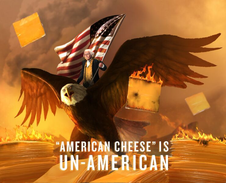 tillamook unamerican cheese george washington