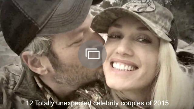 unexpected celeb couples slideshow