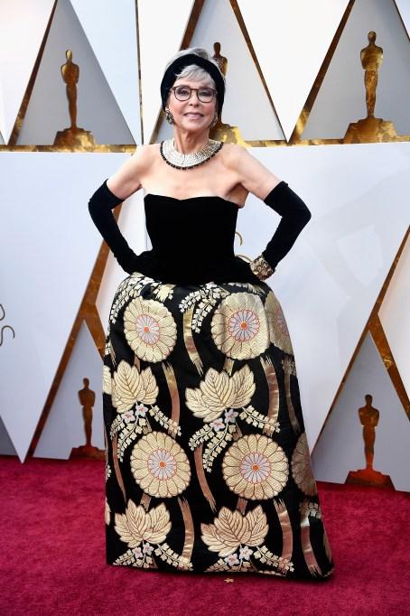 Rita Moreno Oscars 2018