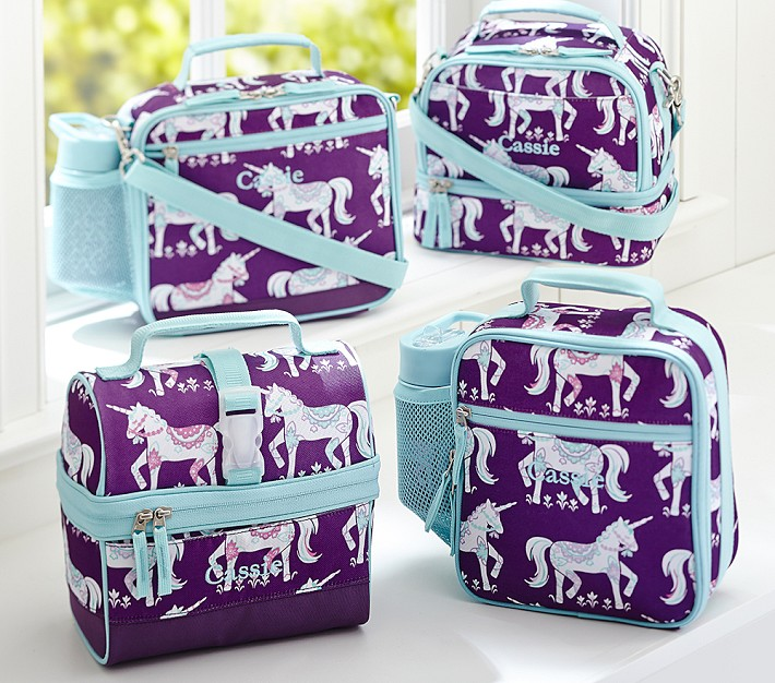 Mackenzie Plum Unicorn Lunch Bags | Sheknows.com