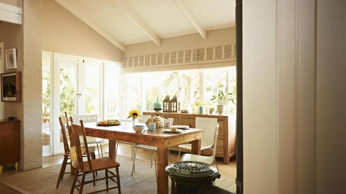 Design Dilemma: I have wood furniture,