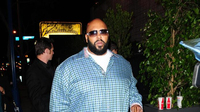 Suge Knight is 'armed and dangerous...'