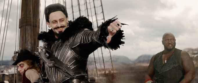 The many looks of Hugh Jackman: Pan