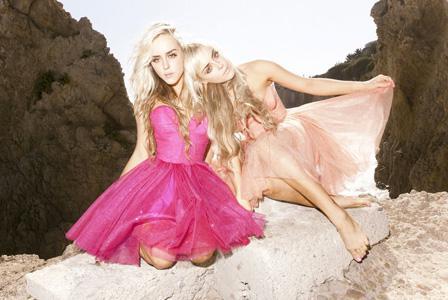 Beauty Beat: Naven's twin designers show