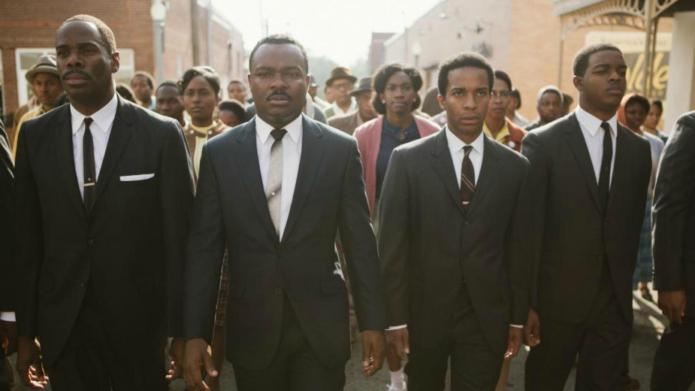 Selma cast, filmmakers commemorate MLK Day