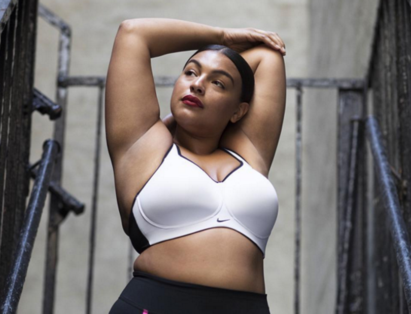 Precursor Colonos Pasivo  Don't praise Nike for using plus-size models, because it shouldn't be a big  deal – SheKnows