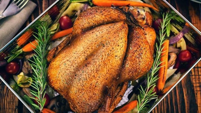 Turkey trouble? Don't panic -- help