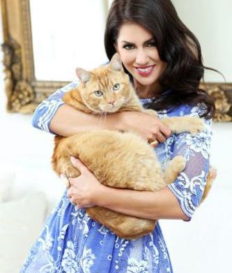 Jillian Harris shares: Living with pets