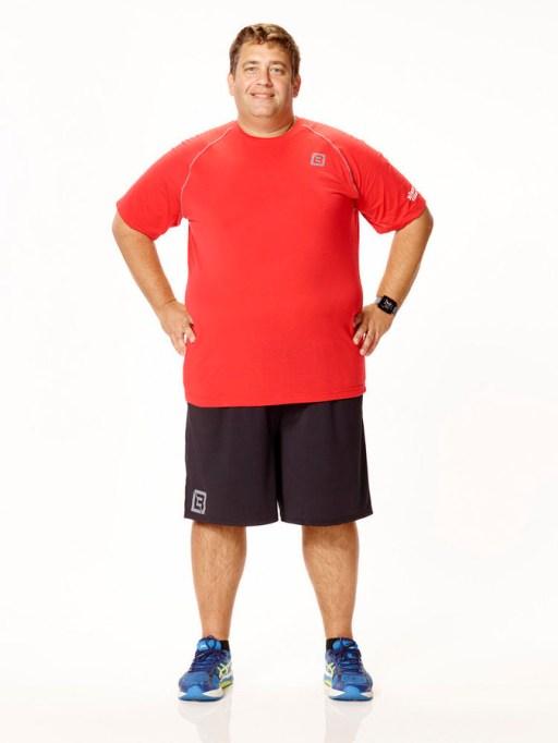 The Biggest Loser Season 17 contestant Stephen Kmet