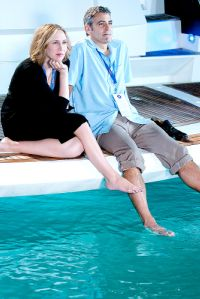 Up in the Air with Vera Farmiga and George Clooney
