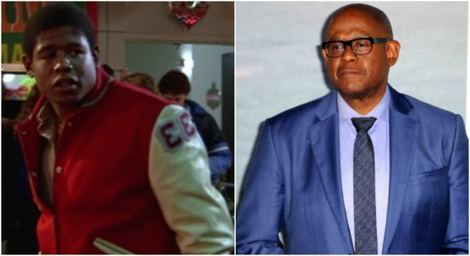 'Fast Times at Ridgemont High' cast then & now: Forest Whitaker