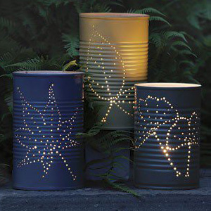 Eco-friendly lanterns