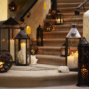 update your outdoor lighting with lanterns sheknows